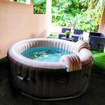 Location spa jacuzzi gonflable - Miniature